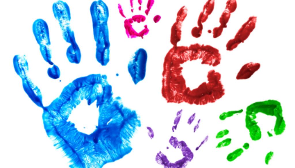 Hand-prints-