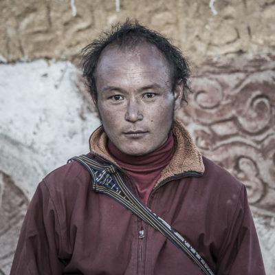 GLUNS_171026_2338_30, Sonam Gurmey (Head Monk - Tulku)
