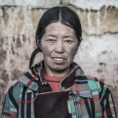 GLUNS_171026_2370_40  Age  Villager, Tsering Dolma  Name  Villager