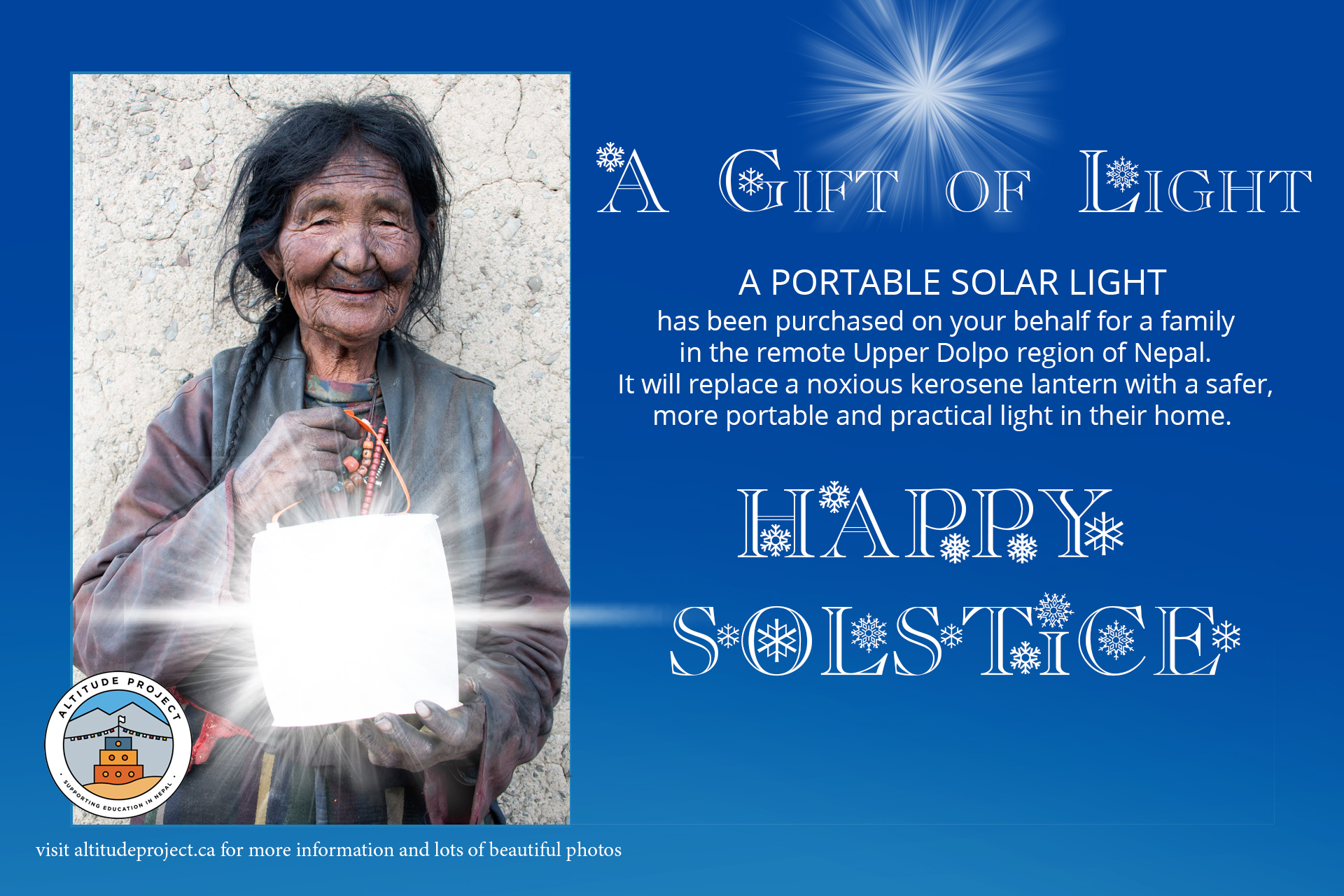 A Gift of Light- Happy Solstice-Recovered