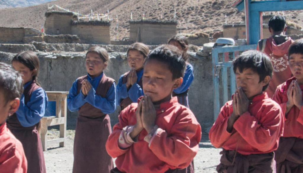 Komas-School--may-all-beings-be-happy-