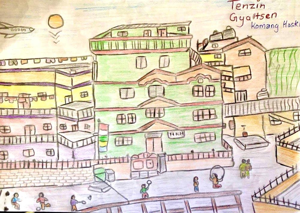 HKH-in-Kathmandu-by-Tenzin-Gyaltsen-1000-
